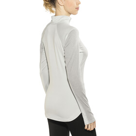 The North Face Motivation 1/4 Zip L/S Shirt Women TNF Light Grey Heather